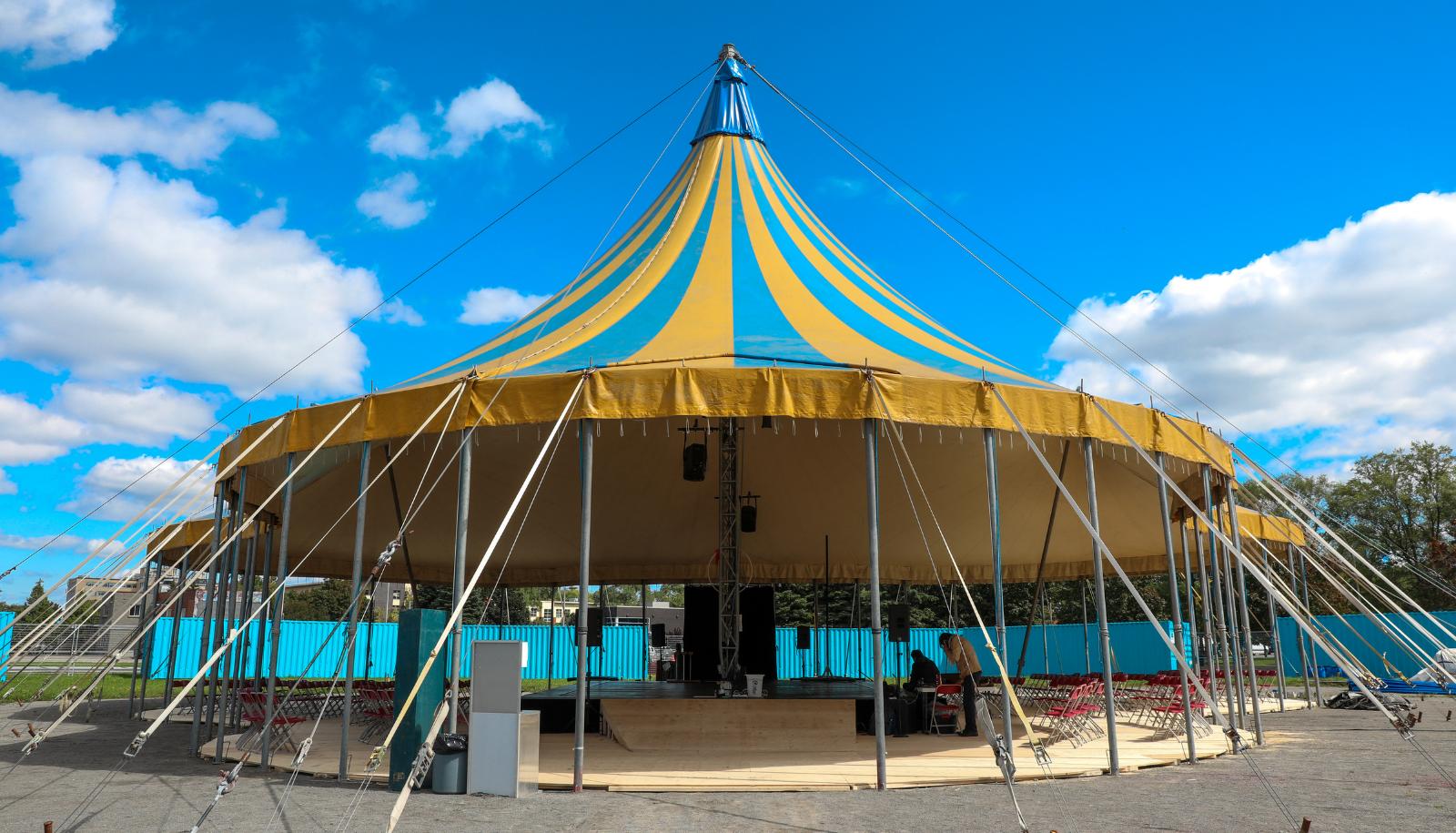 Battements de cirque 1
