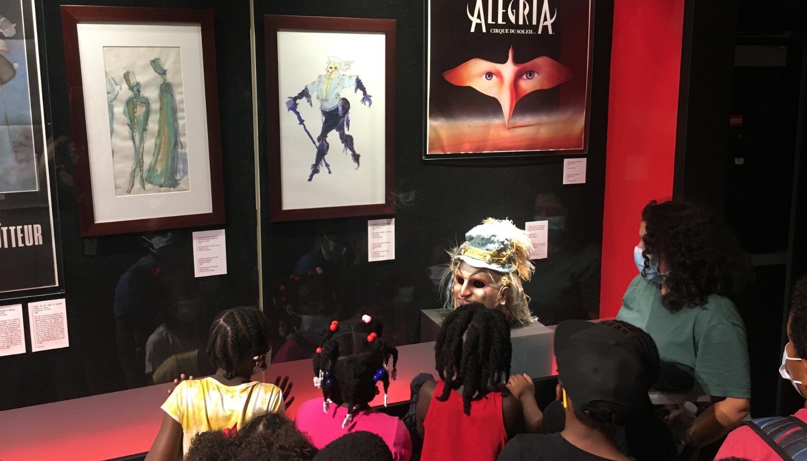 Visites guidees Culture et arts du cirque TOHU 2