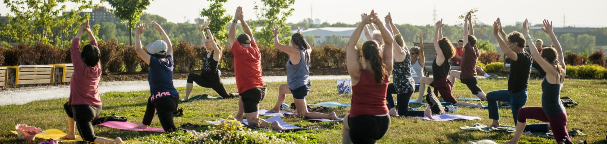 Yoga TOHU Chantal Levesque