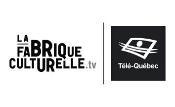 Logo La fabrique culturelle tele quebec