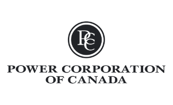 Logo Power Corporation du Canada