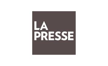Logo la Presse