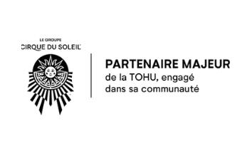 Logo Cirque du Soleil TOHU