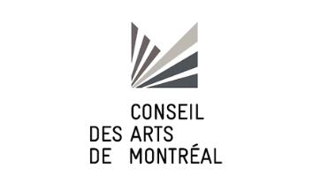 Logo Conseil des arts de Montreal