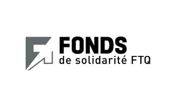 Logo Fonds de solidarite FTQ