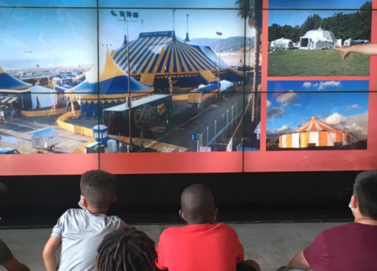 Visites guidees Culture et arts du cirque TOHU